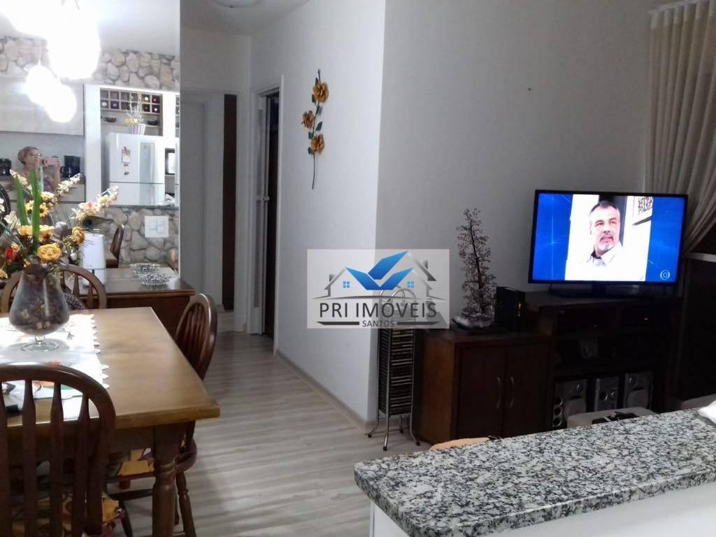 Apartamento à venda, 56 m² por R$ 310.000,00 - Vila Galvão - Guarulhos/SP