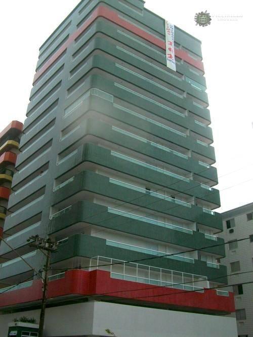 Apartamento 2 dormitórios, 90 m², R$ 370 mil, Aviação, Praia Grande/SP