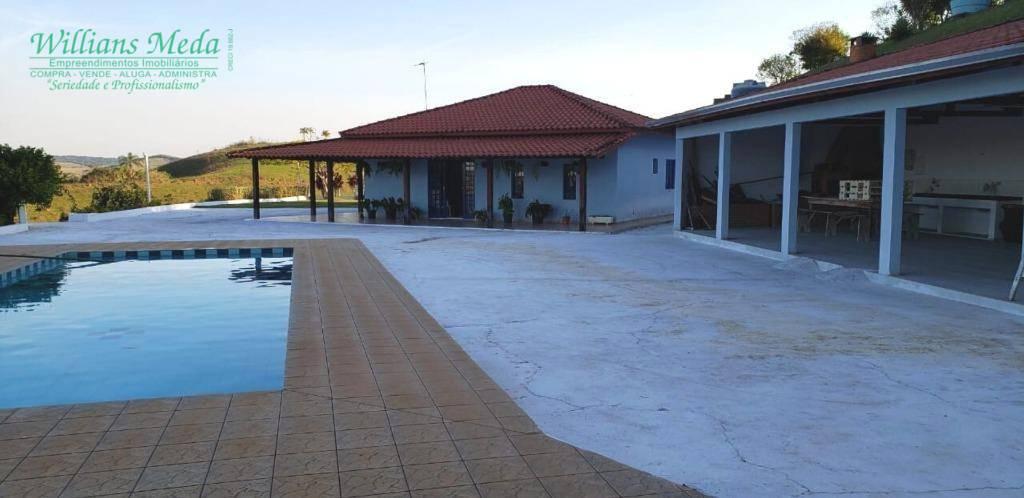 Chácara com 4 dormitórios à venda, 14000 m² por R$ 700.000,00 - Centro - Igaratá/SP