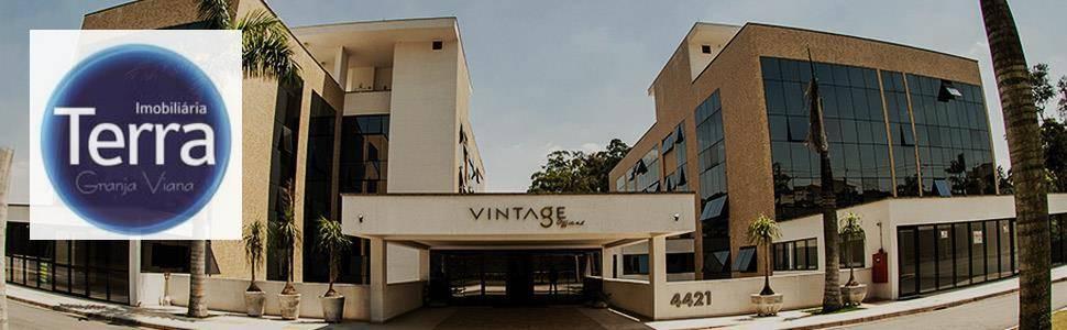 Sala à venda, 32 m² por R$ 220.000 - Vintage Offices - Granja Viana