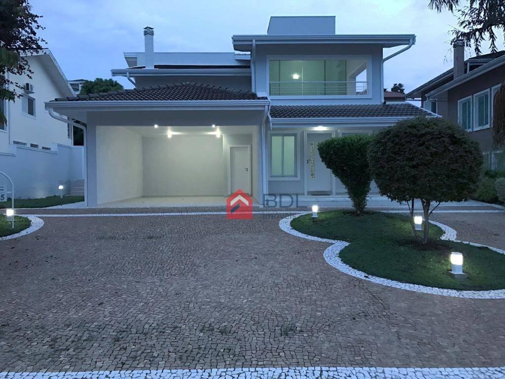 Casa residencial para locação, Alphaville , Campinas - CA020