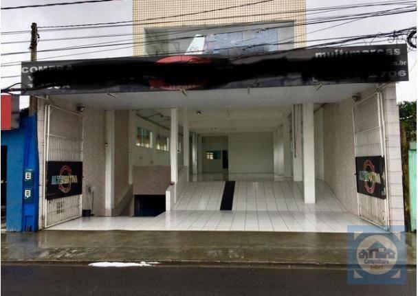 Loja para alugar por R$ 18.500/mês - Chico de Paula - Santos/SP