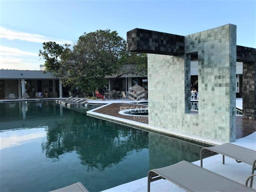 Terreno à venda, 421 m², Reserva Terra Brasilis, condomínio fechado, financia - Jacunda - Aquiraz/CE