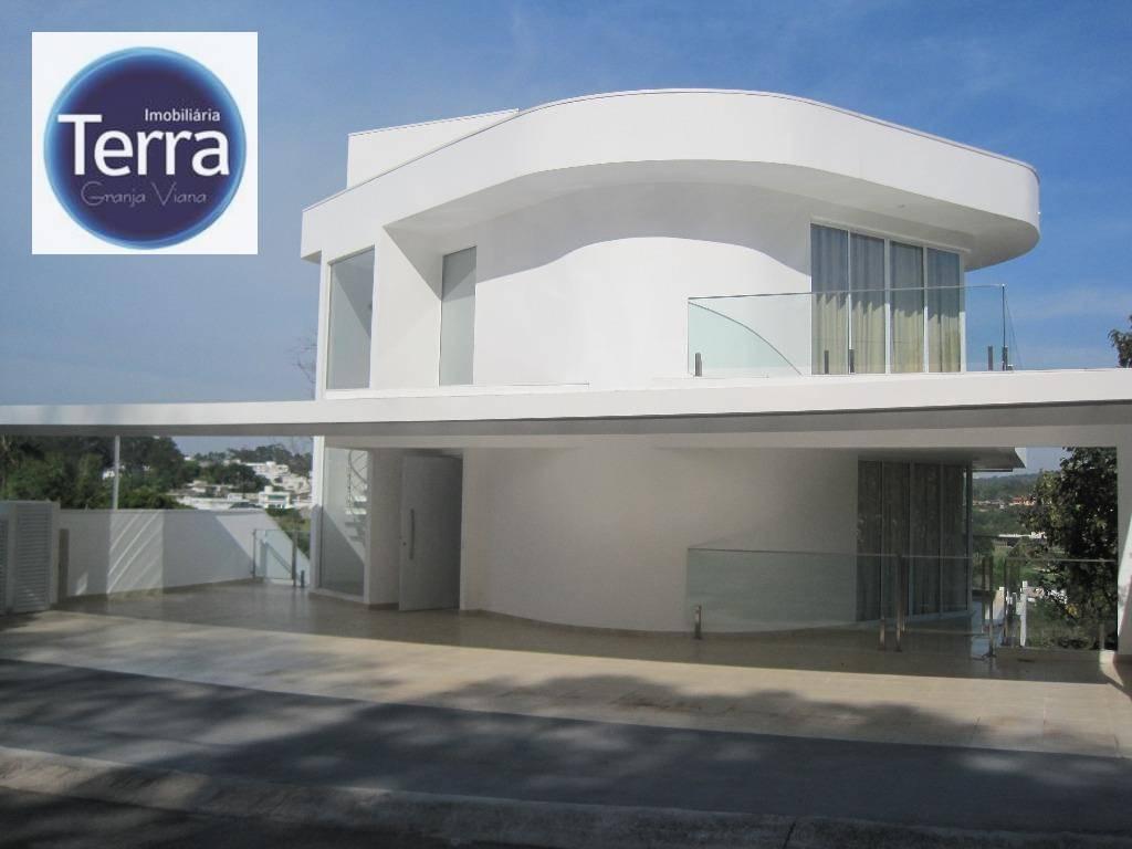 Casa residencial à venda, Condomínio Golf Garden, Granja Viana.