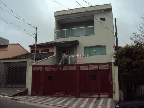 Sobrado residencial para venda e locação, Olímpico, São Caet
