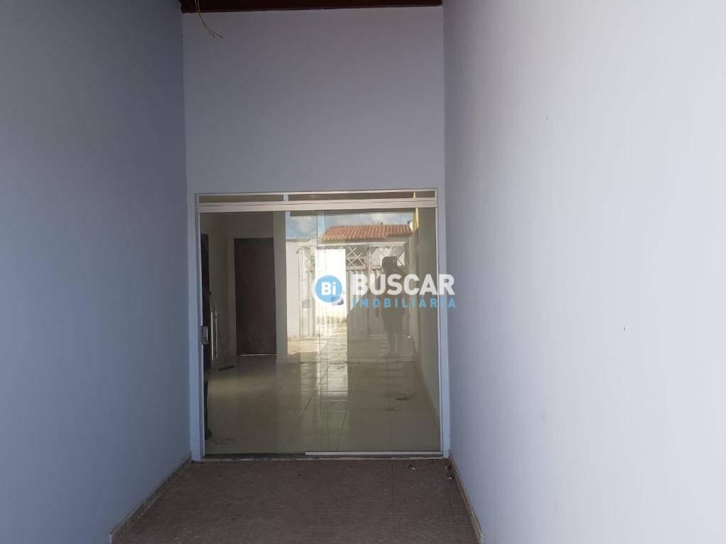 Casa com 2 dormitórios à venda, 58 m² por R$ 130.000 - Papagaio - Feira de Santana/BA