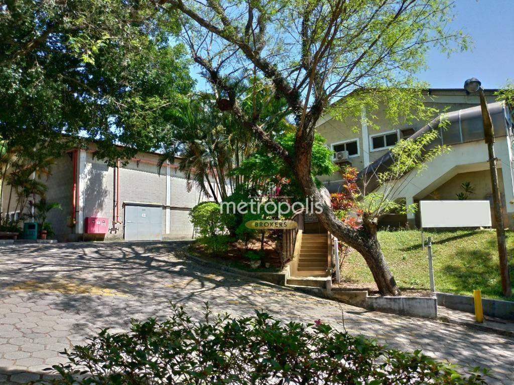 Galpão para alugar, 1520 m² por R$ 22.800,00/mês - Vila Industrial - Alumínio/SP