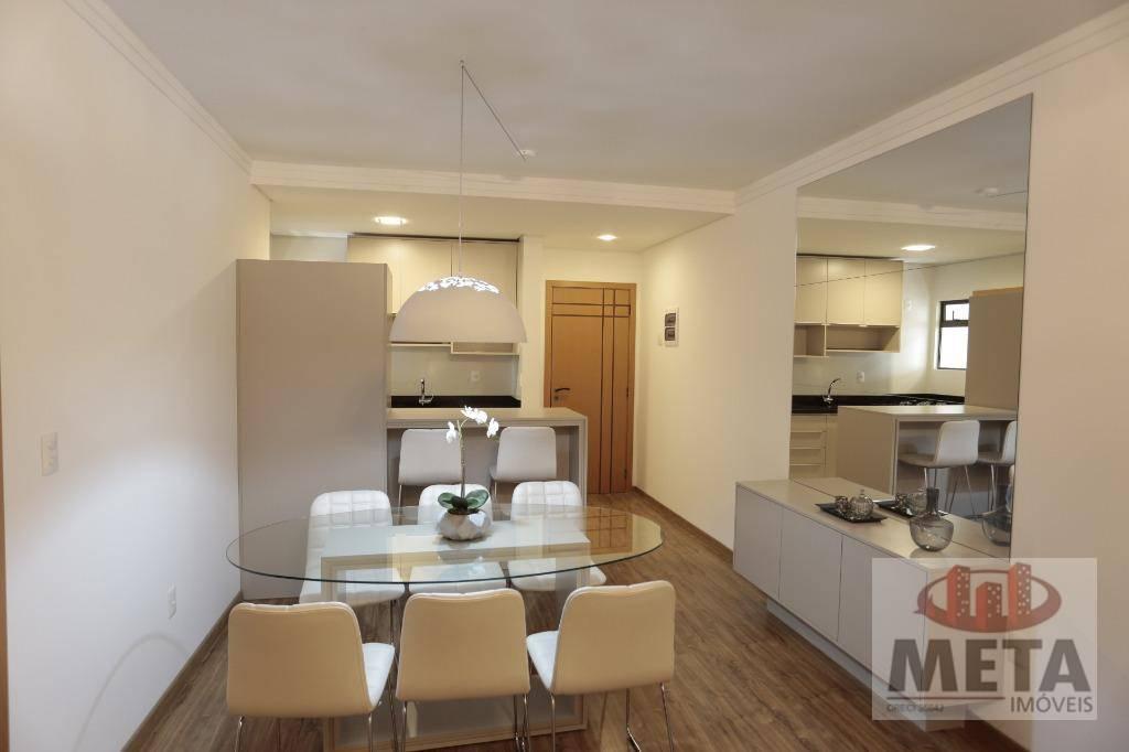 Apartamento com 3 Dormitórios à venda, 87 m² por R$ 483.452,00