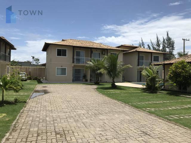 Casa com 3 dormitórios à venda, 100 m² por R$ 380.000,00 - Rasa - Cabo Frio/RJ