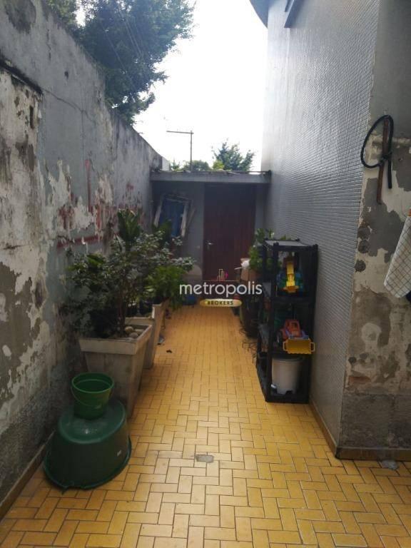 Sobrado à venda, 187 m² por R$ 520.000,00 - Nova Gerti - São Caetano do Sul/SP