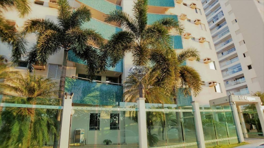 Apartamento 3 Quartos, 85 m² na 205 Sul - Edifício Cayman