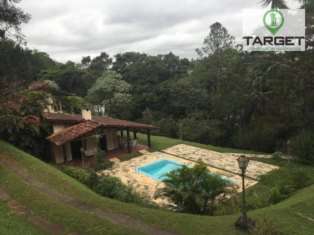 Casa com 3 dormitórios para alugar, 300 m² por R$ 1.000,00/dia - Ressaca - Ibiúna/SP