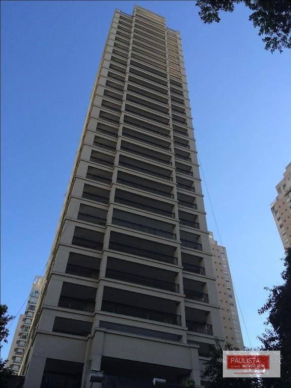 Apartamento residencial à venda, Moema, São Paulo - AP18017.
