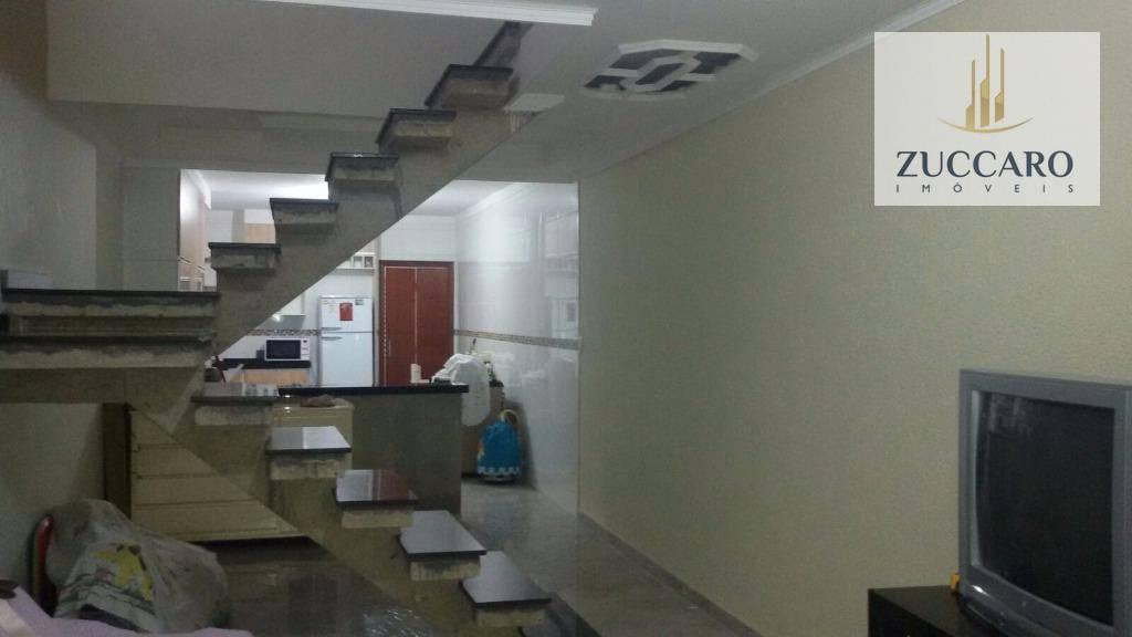 Sobrado de 2 dormitórios à venda em Jardim Adriana, Guarulhos - SP