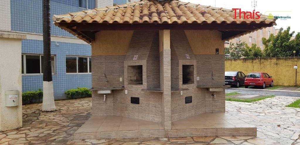 Apartamento de 2 dormitórios à venda em Areal, Águas Claras - DF