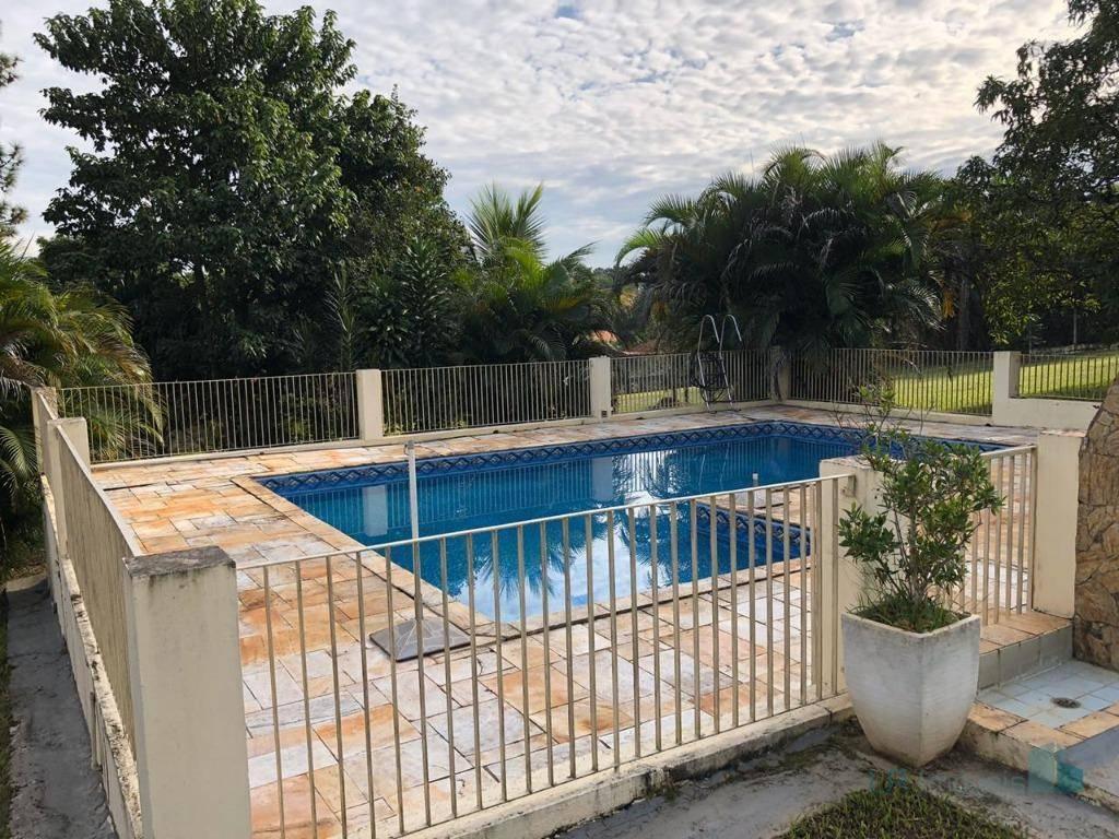 Chácara com 5 dormitórios à venda, 3732 m² por R$ 1.500.000 - Chácara Três Marias - Sorocaba/SP