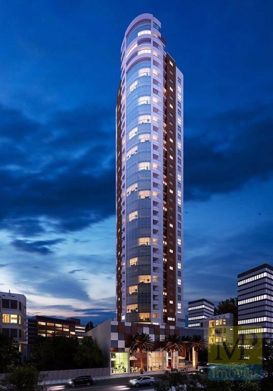 Apartamento com 3 dormitórios à venda, 128 m² por R$ 2.300.000,00 - Centro - Balneário Camboriú/SC