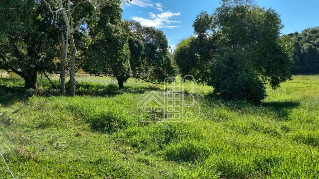 Fazenda com 3 dormitórios à venda, 408000 m² por R$ 1.600.000,00 - Reginópolis - Silva Jardim/RJ