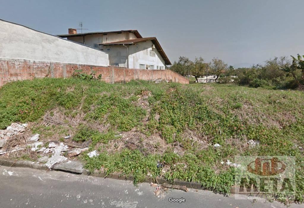 Terreno/Lote à venda, 497 m² por R$ 514.846,59