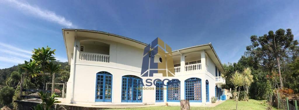 Casa com 5 dormitórios para alugar, 405 m² por R$ 14.000,00/mês - Monte Verde - Florianópolis/SC