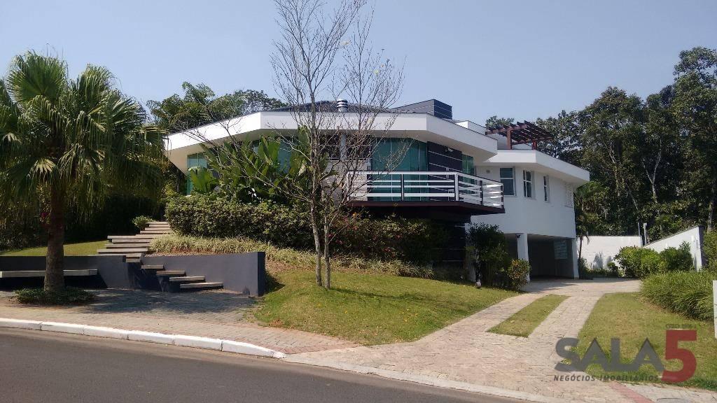 Casa em condomínio à venda  no América - Joinville, SC. Imóveis
