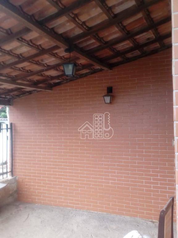 Casa com 2 dormitórios para alugar, 50 m² por R$ 600,00/mês - Boa Vista - São Gonçalo/RJ