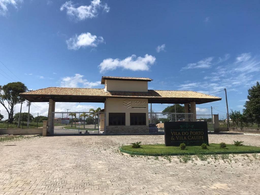 Lote à venda, 303 m², Vila do Porto, condomínio fechado - Lagoa do Banana - Caucaia/CE