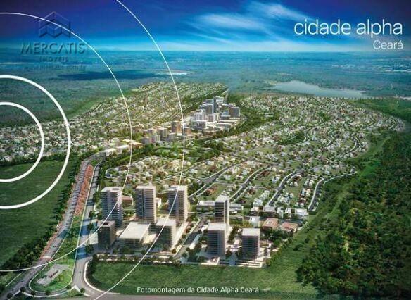 Terreno à venda | Condomínio Alphaville Ceará | Cidade Alpha | Eusébio (CE) -