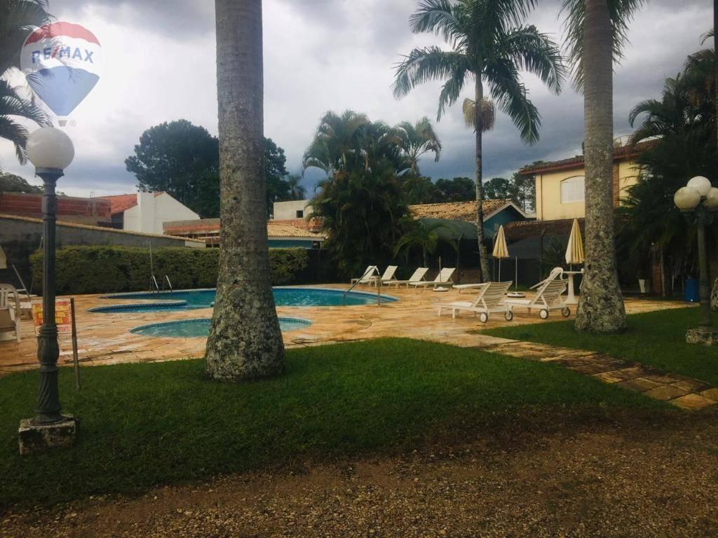Casa com 2 dormitórios para alugar, 100 m² por R$ 1.700/mês - Itapetininga - Atibaia/SP