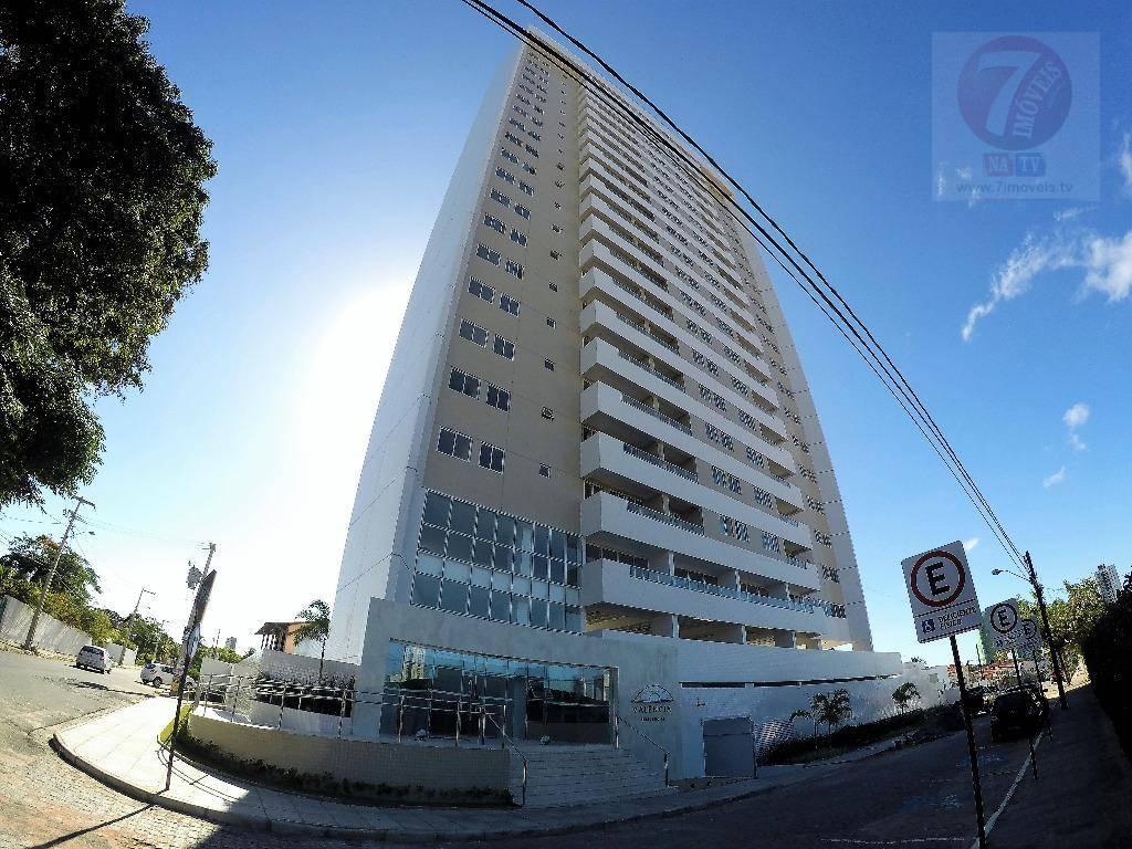 Apartamento residencial à venda, Pedro Gondim, João Pessoa -