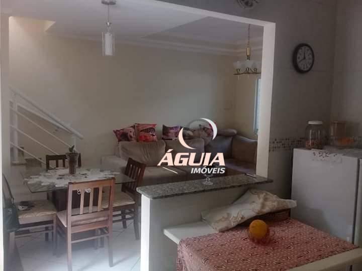 Sobrado com 2 dormitórios à venda, 82 m² por R$ 535.000,00 - Canto do Forte - Praia Grande/SP
