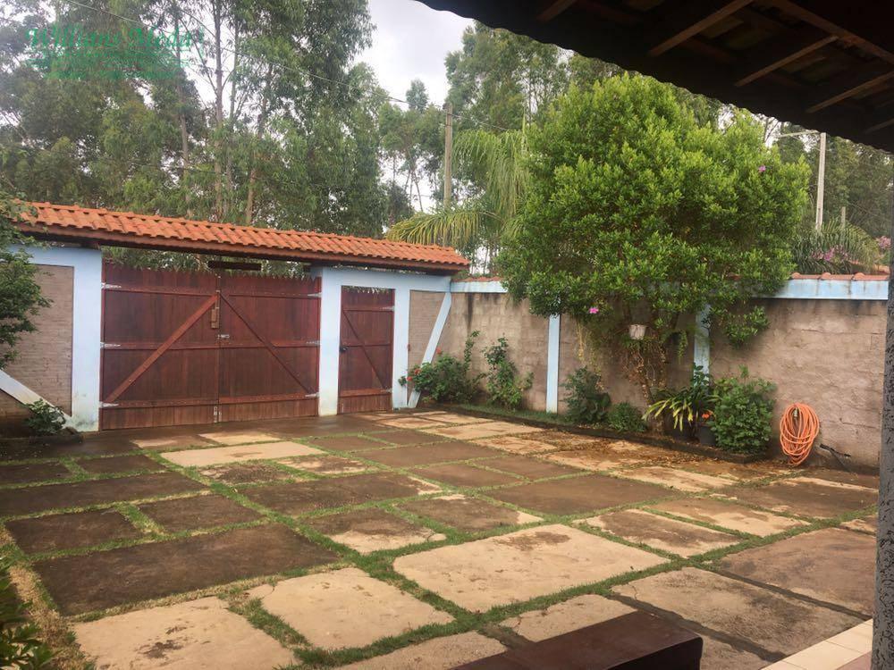 Chácara à venda, 2058 m² por R$ 390.000,00 - Bairro da Usina - Bragança Paulista/SP