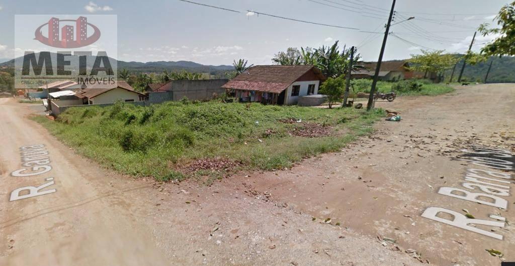 Terreno/Lote à venda, 417 m² por R$ 128.000,00