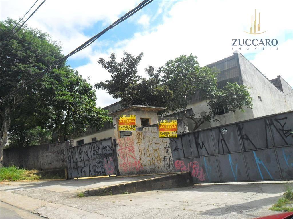 Galpão à venda em Parque Industrial Do Jardim São Geraldo, Guarulhos - SP