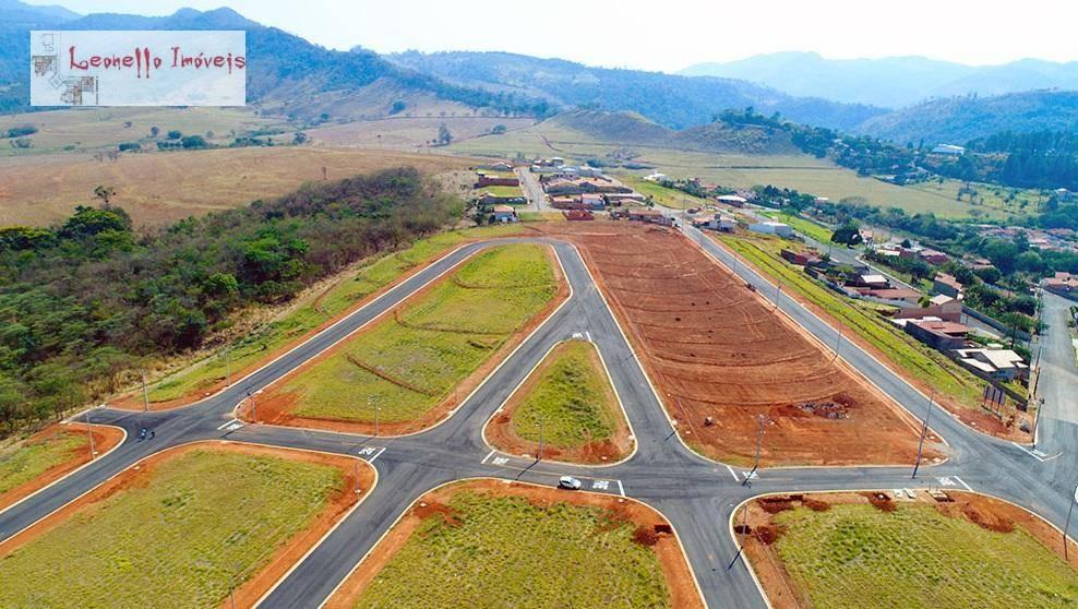 Terreno à venda, 250 m² - Centro - Águas da Prata/SP