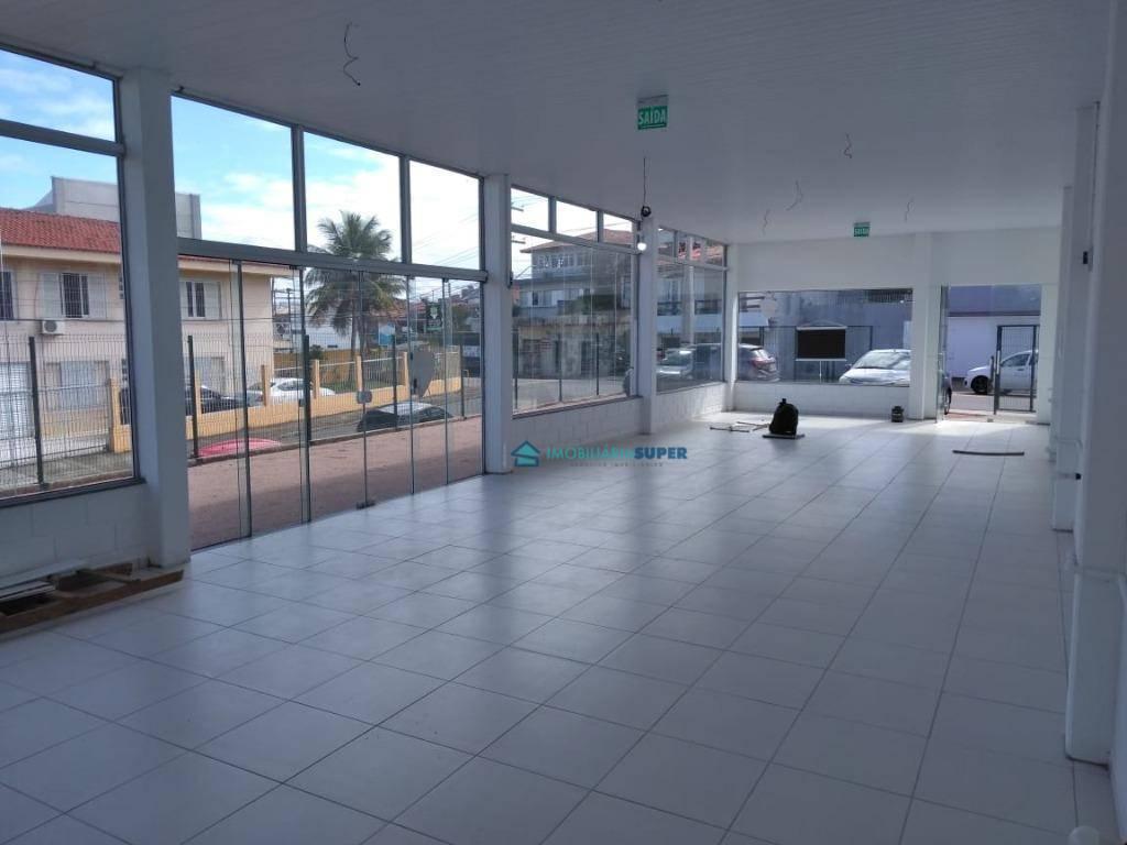 Loja com 124,4m² à venda no bairro Capoeiras em Florianópolis