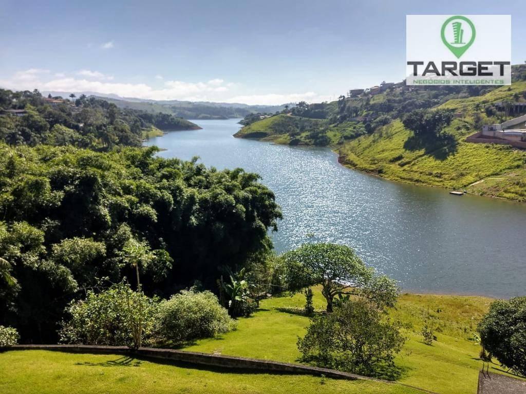 Chácara com 3 dormitórios à venda por R$ 1.400.000 - Paraíso de Igaratá - Igaratá/SP