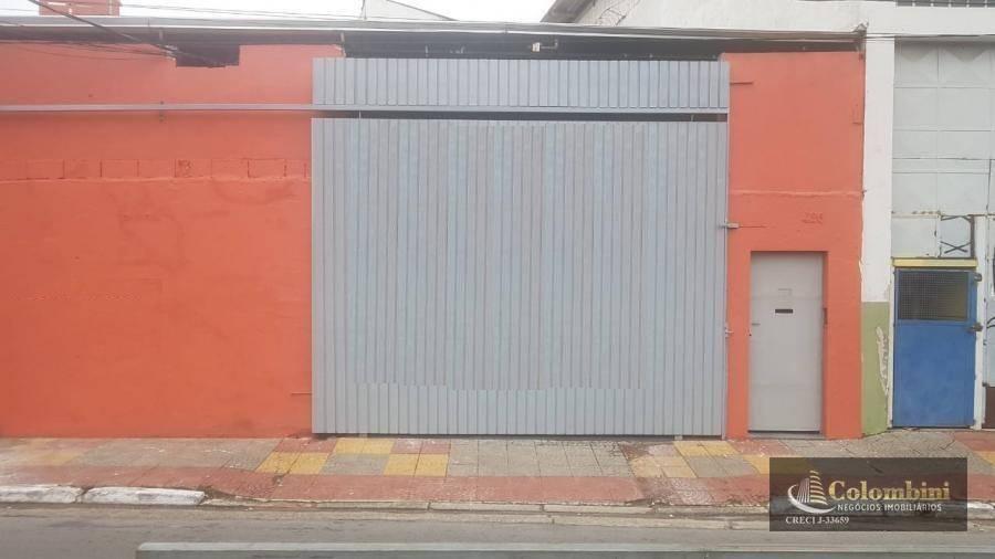 Galpão para alugar, 500 m² - São José - São Caetano do Sul/SP