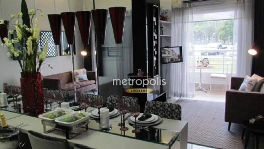 Loft à venda, 42 m² por R$ 314.000,00 - Jardim do Mar - São Bernardo do Campo/SP