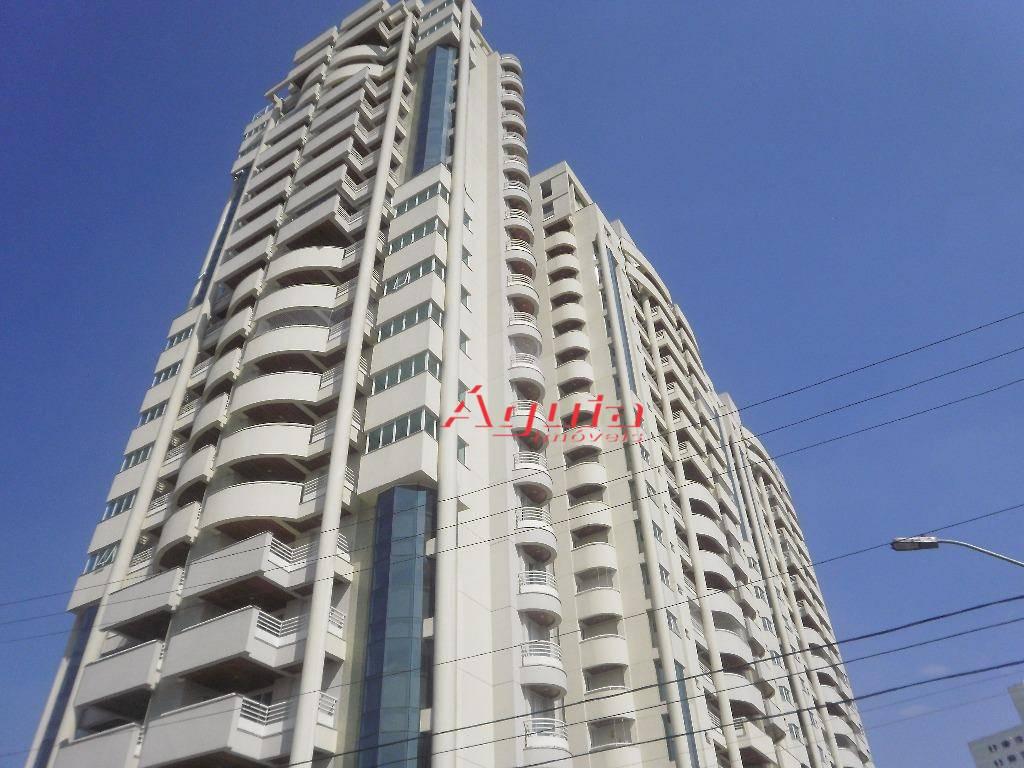 Apartamento com 3 dormitórios à venda, 121 m² por R$ 820.000 - Casa Branca - Santo André/SP