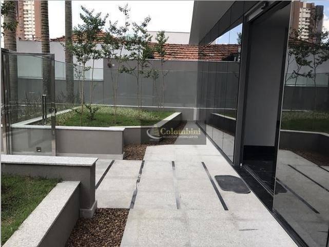 Sala para alugar/vender, 42 m² - Vila Guiomar - Santo André/SP