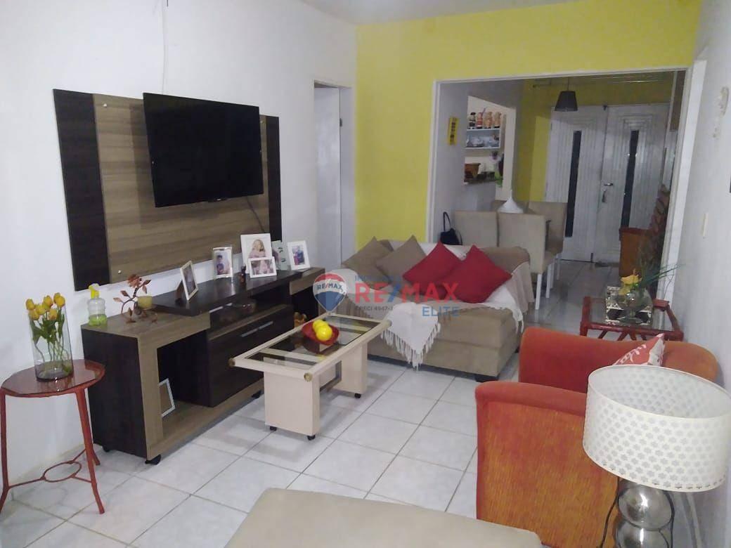 Casa com 3 dormitórios, 83 m² - venda por R$ 170.000,00 ou aluguel por R$ 850,00 - Emaús - Parnamirim/RN
