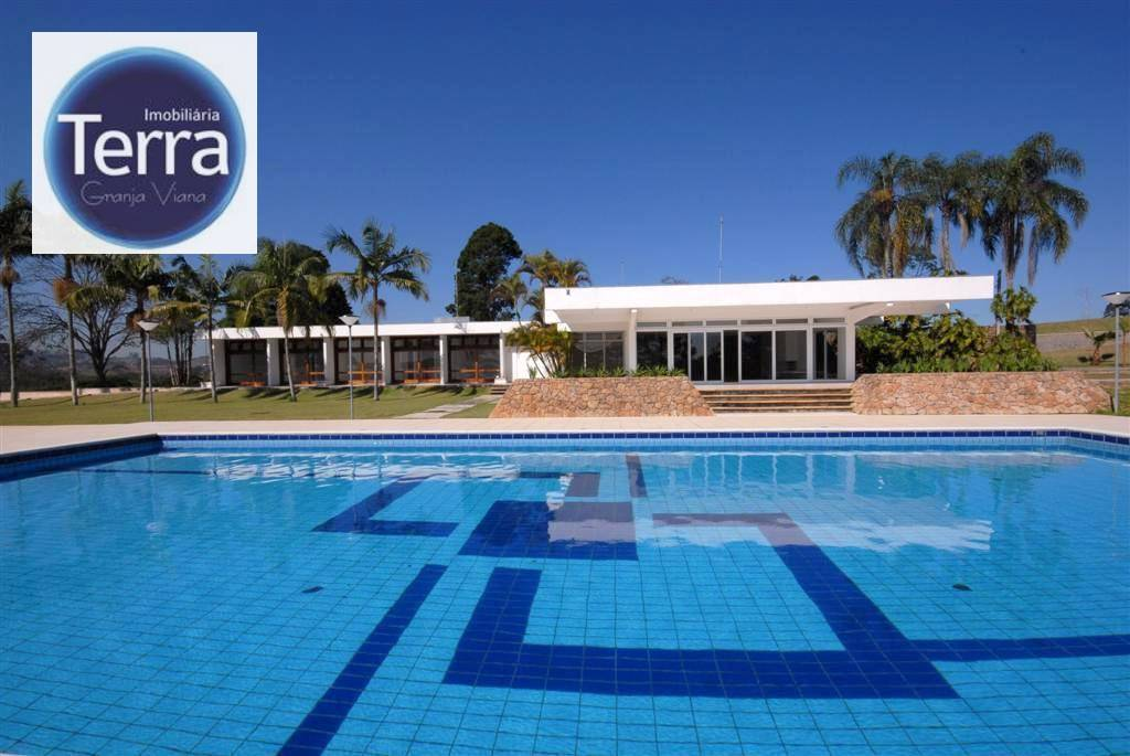 Terreno à venda, 524 m² por R$ 310.000 - Vintage Munk - Granja Viana