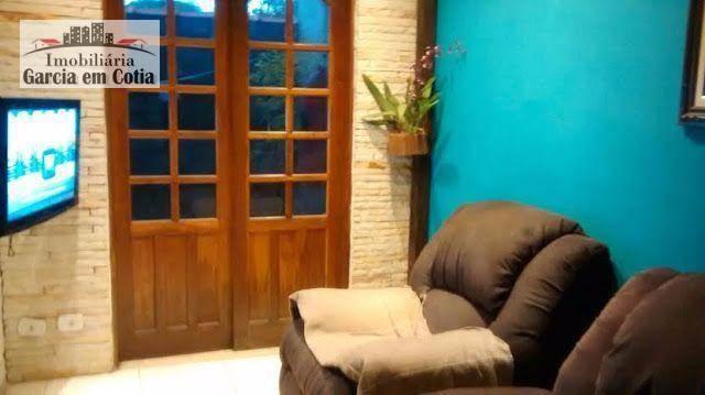 Casas a venda em Cotia-Km 21- Condomínio Vila Dos Galdinos