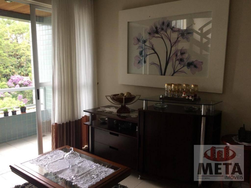 Cobertura com 3 Dormitórios à venda, 173 m² por R$ 810.000,00