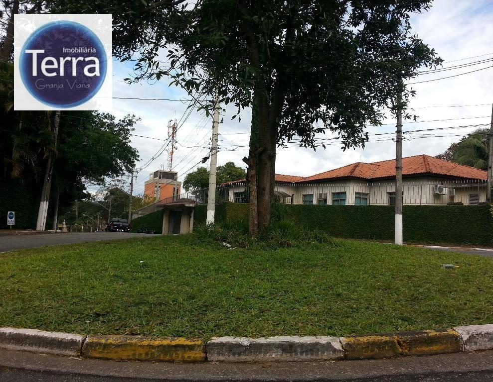 Terreno residencial à venda, Miolo da Granja, Granja Viana.