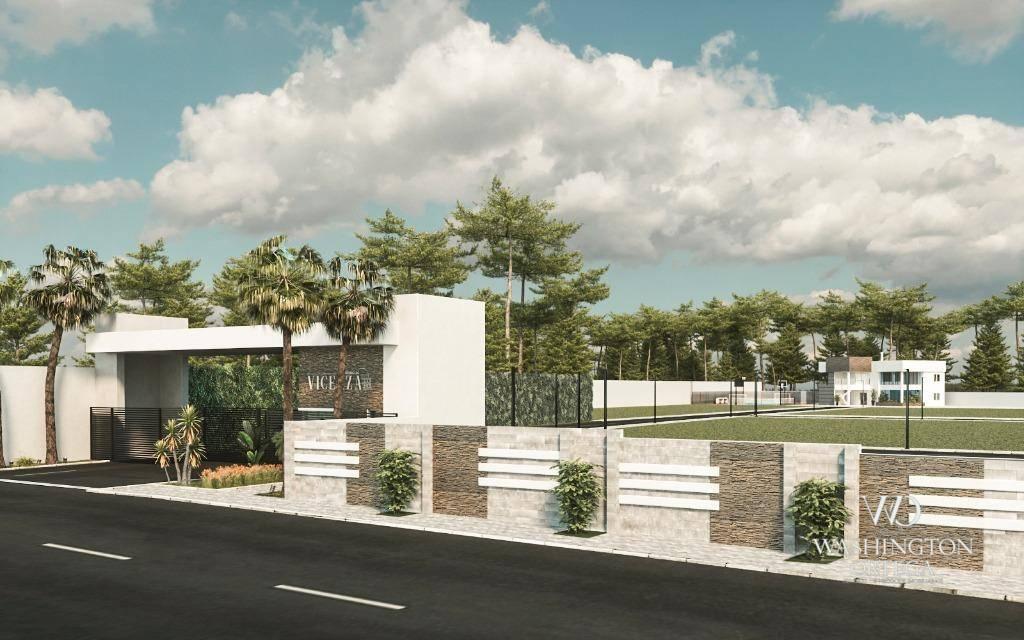 Terreno à venda, 186 m² por R$ 245.000 - Braga - São José dos Pinhais/PR