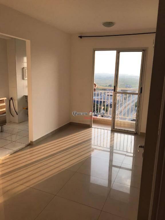Apartamento residencial para locação, Parque Cecap, Guarulho