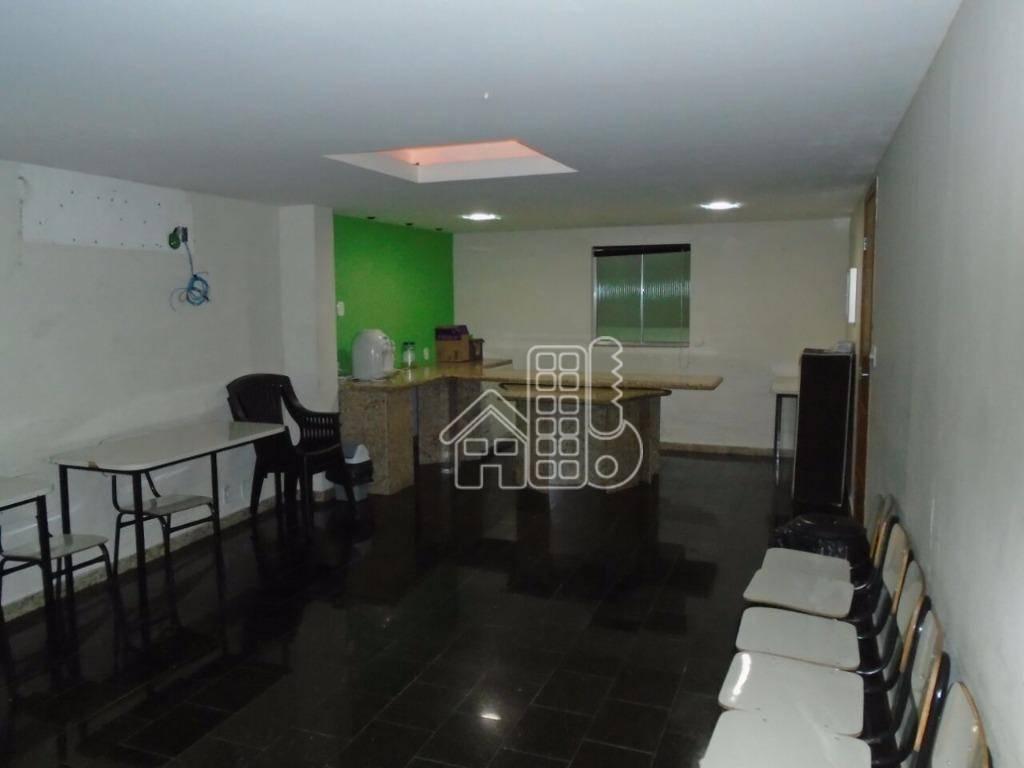 Galpão à venda, 501 m² por R$ 600.000,00 - Antonina - São Gonçalo/RJ
