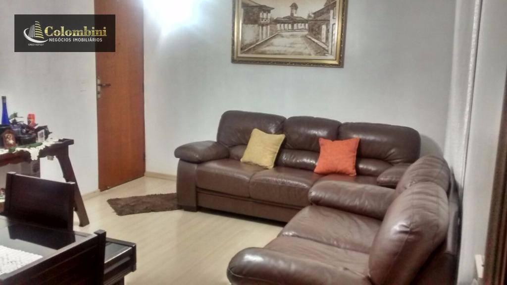 Apartamento residencial para locação, São José, São Caetano
